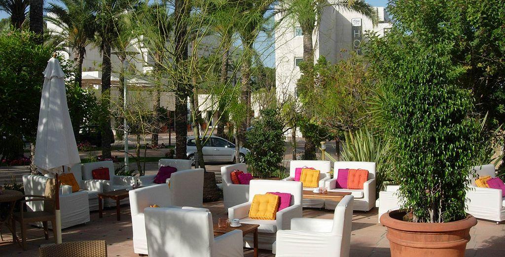 L'hôtel Alanda vous accueille pour un magnifique séjour...
