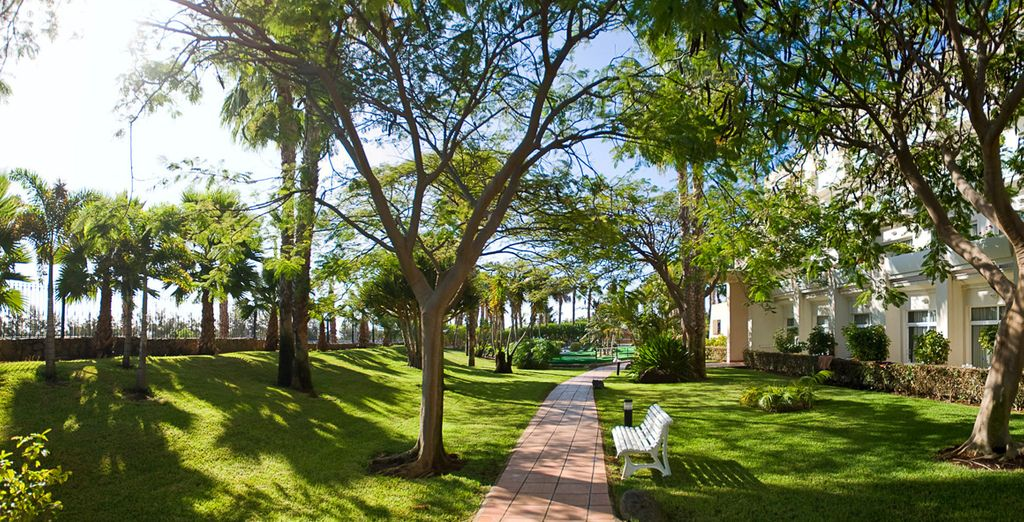 Au Tabaiba Princess, au Sud de Gran Canaria...