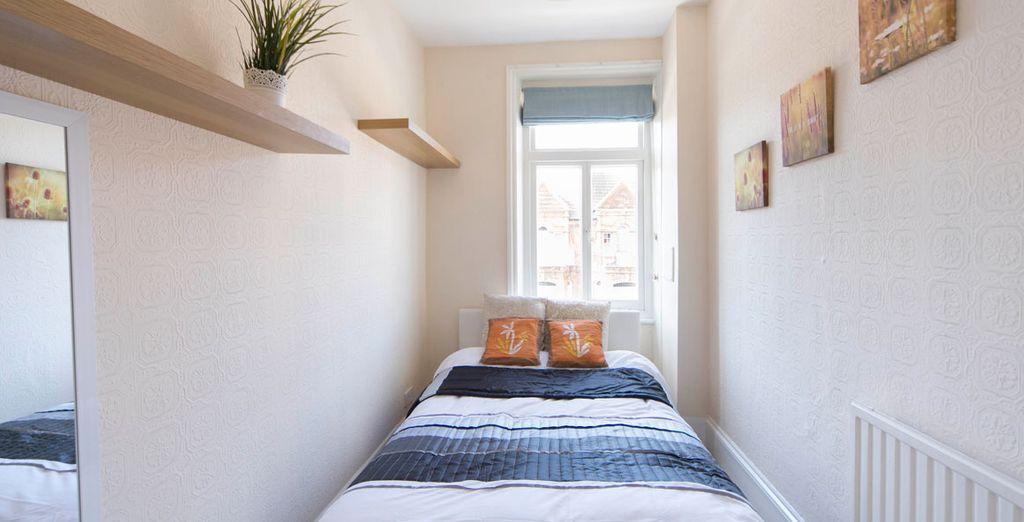Appartement 4 : La seconde chambre