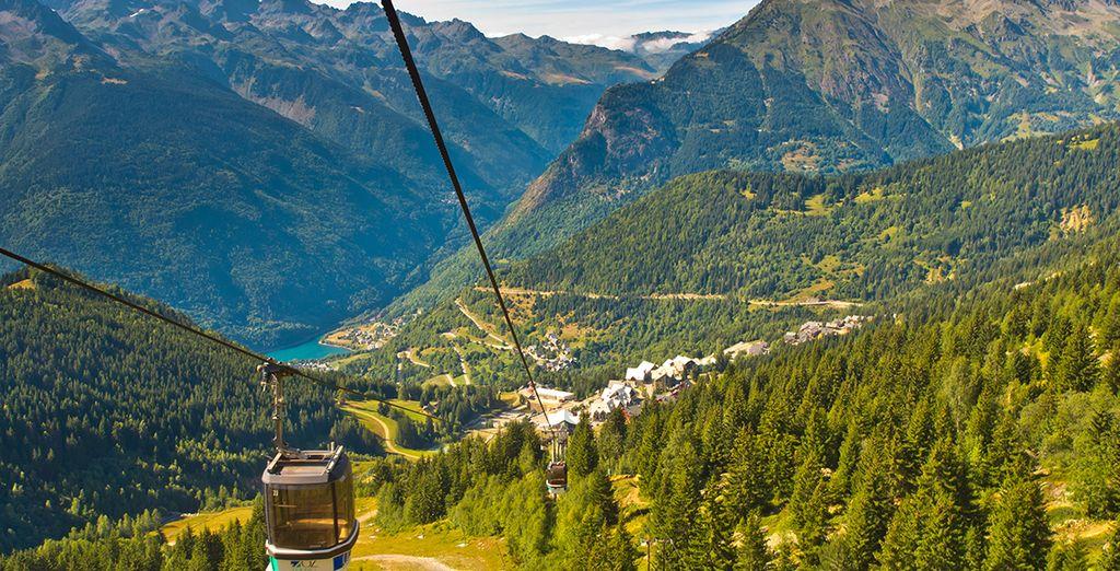 Envie de vous échapper pour des vacances au vert ?