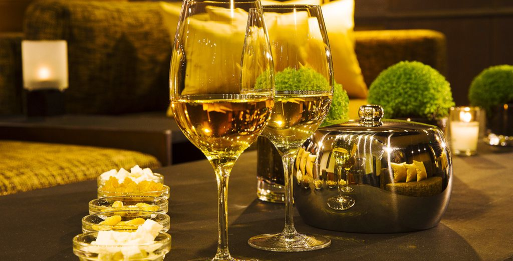 Accordez-vous un moment de partage autour d'un bon verre...