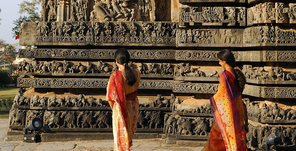 Laissez-vous happer par la beauté hypnotisante de l'Inde du Sud