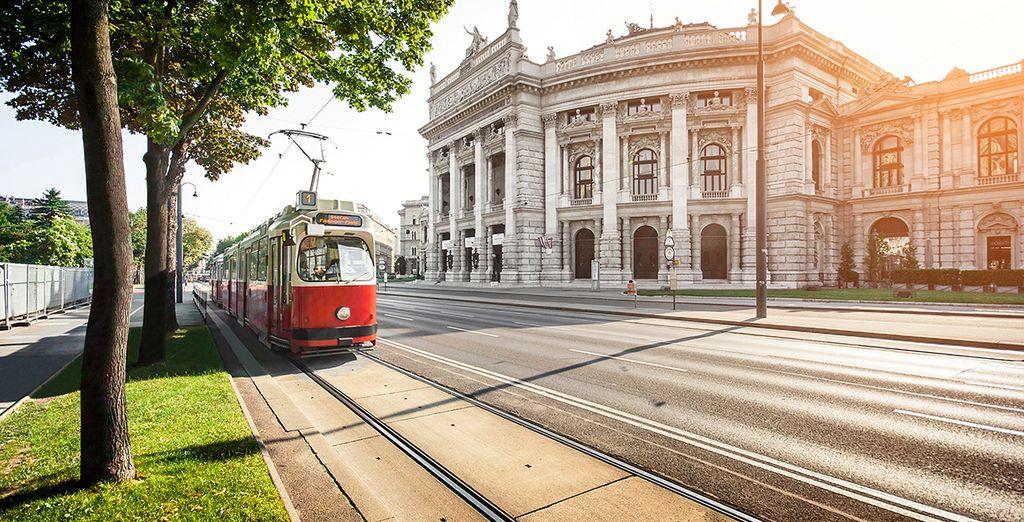 Offrez-vous une escapade romantique à Vienne