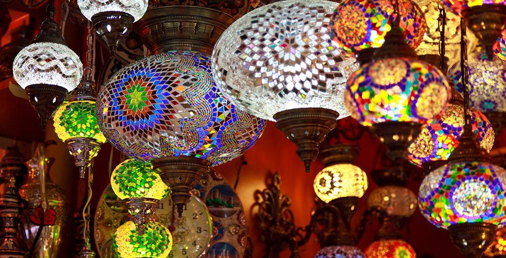 Cedez à la magie d'Istanbul...