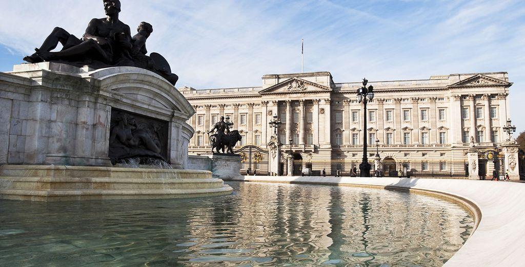 Séjournez au cœur du quartier royal et politique de Londres...