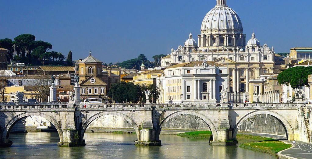 Partez à la découverte de la Rome Antique,