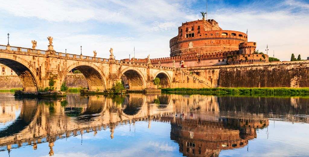 Bonnes vacances à Rome !