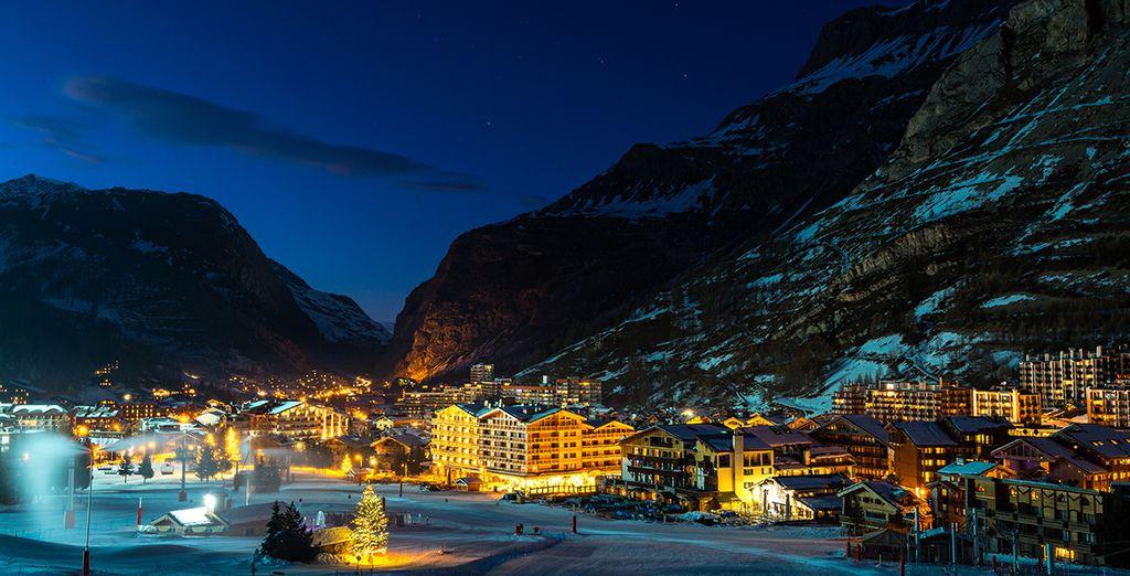 Très bon séjour à Val d'Isère !