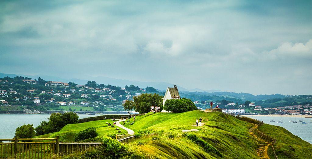 Excellent séjour dans le Pays Basque !