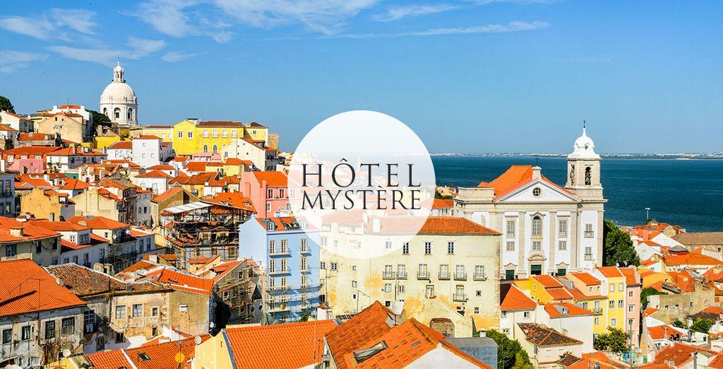 Venez découvrir la vibrante capitale portugaise