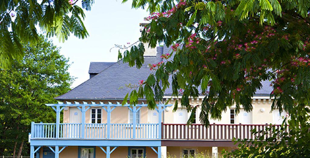 Dans un cadre verdoyant - Résidence Pierre & Vacances Les Belles Rives Argentat