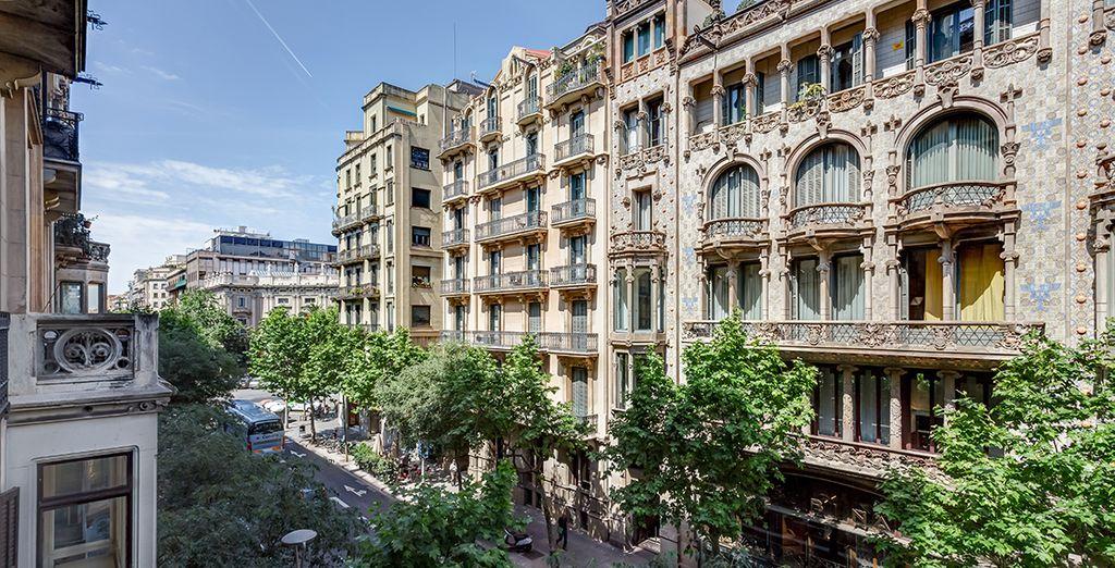 Au coeur de Barcelone