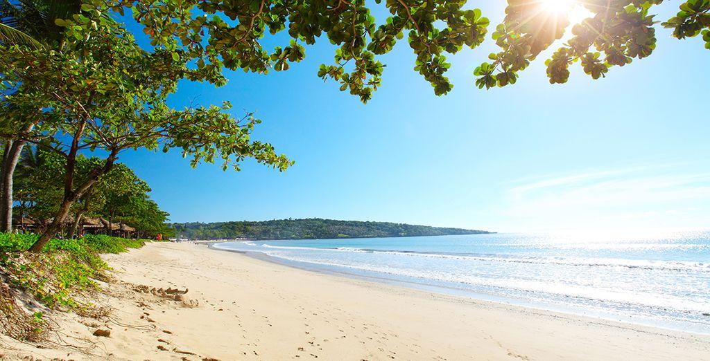 Prochaine étape ? Les plages de Jimbaran...