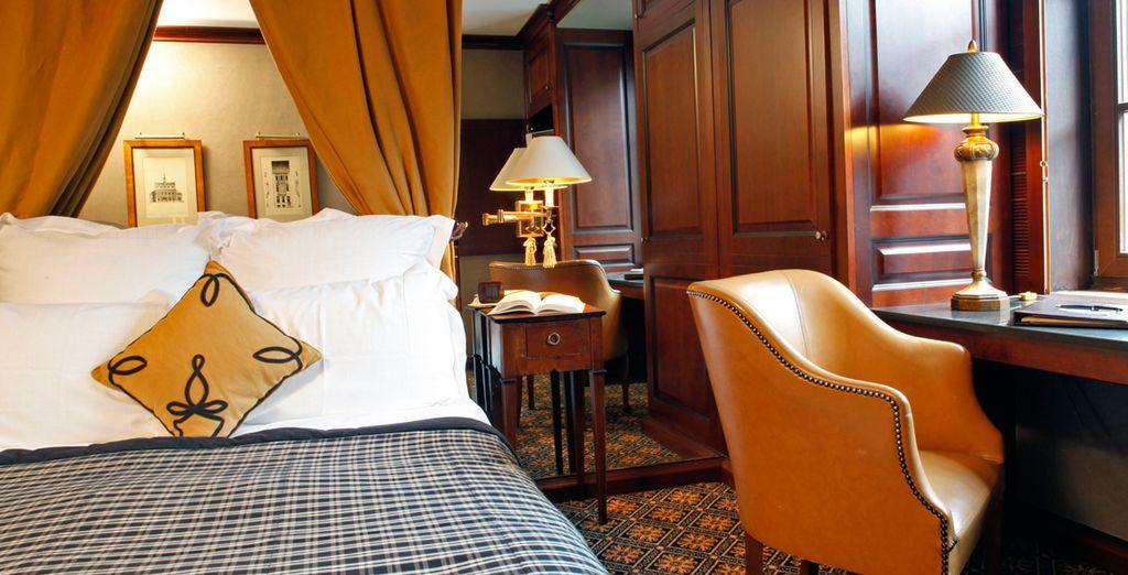 Hôtel de luxe 5 étoiles en Belgique, sélectionné par Voyage Privé