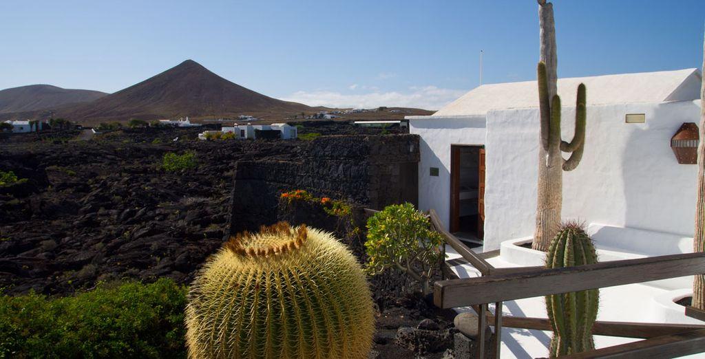 Lanzarote vous attend avec ses trésors