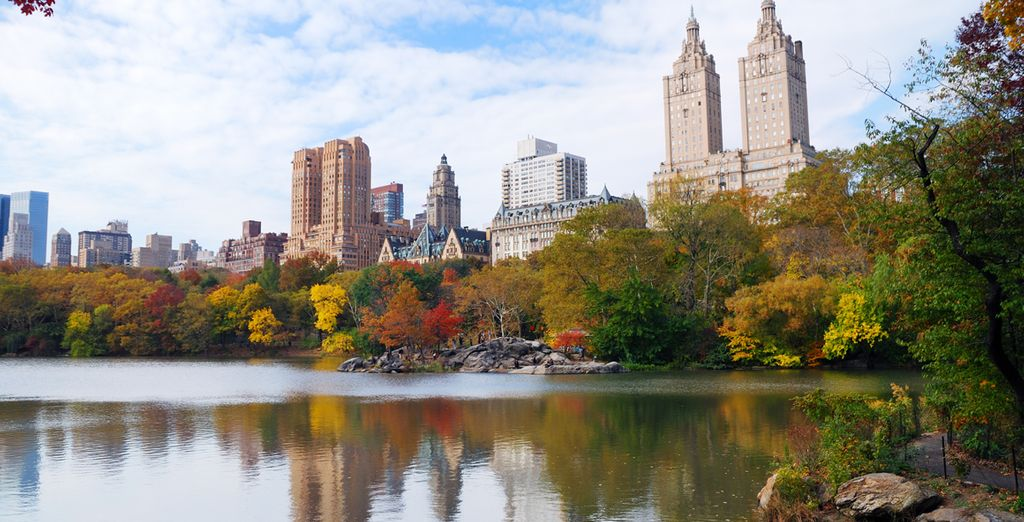 À deux pas de Central Park...