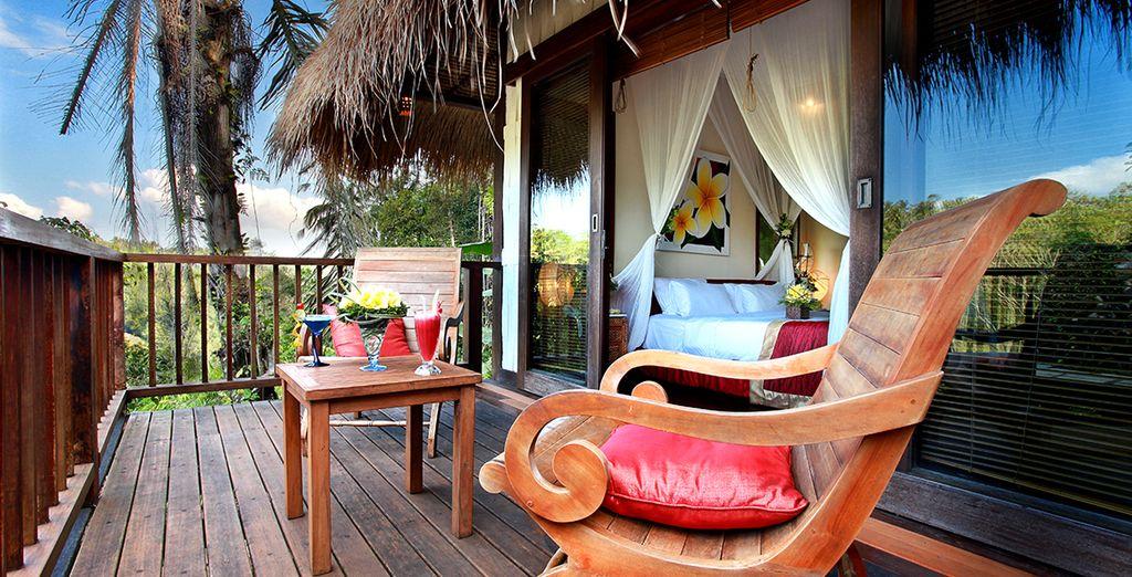 En Jungle View Villa