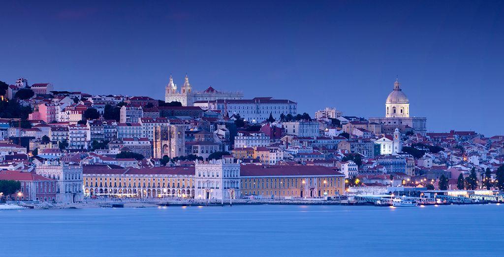 Et succombez au charme de Lisbonne !