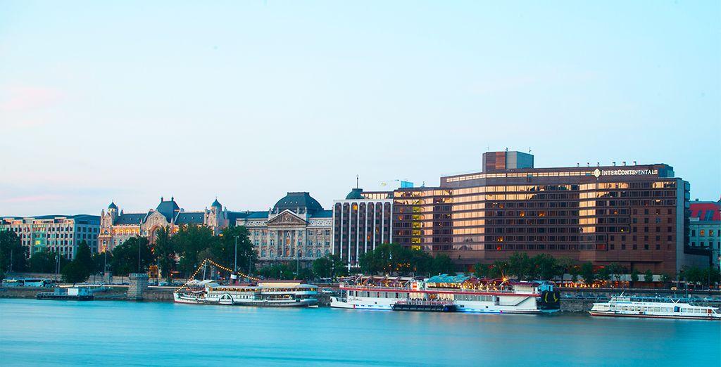 Situé sur les rives du Danube !