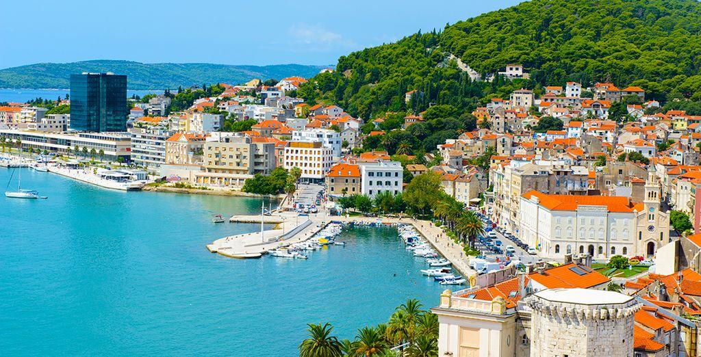 Bon séjour en Croatie !