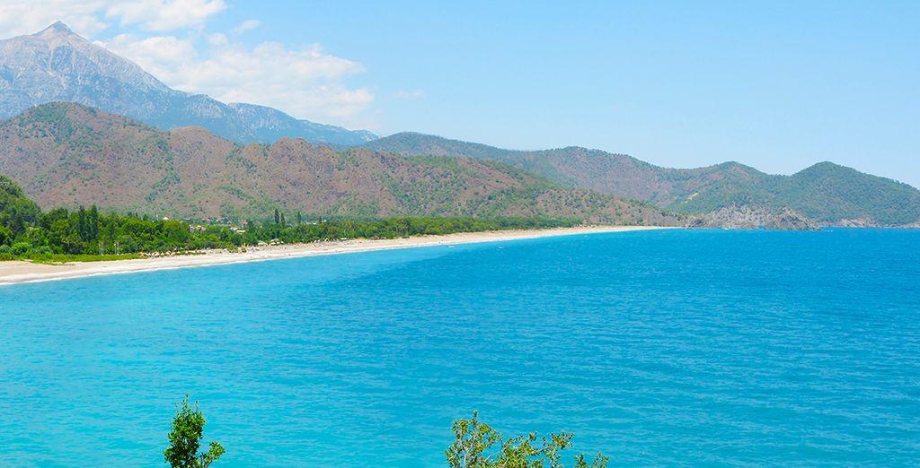 Profitez d'un séjour aux portes d'Antalya sur la Riviera Turque !