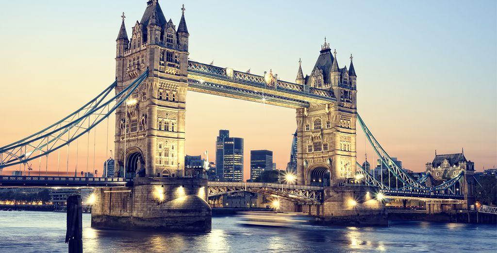 Avec une vue splendide sur la Tamise... - Doubletree by Hilton Docklands Riverside 4* Londres