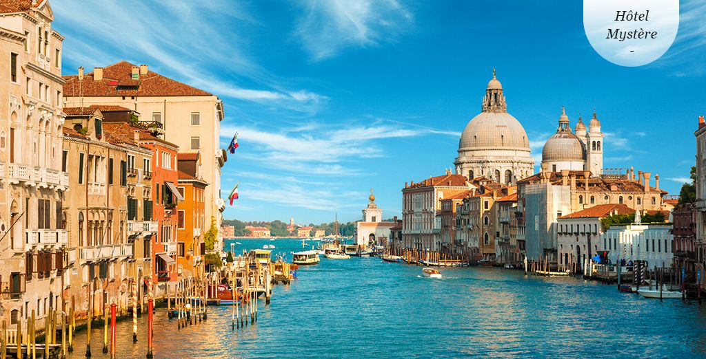 Envie d'une escapade à Venise ? - Hôtel Mystère 5* à Venise Venise