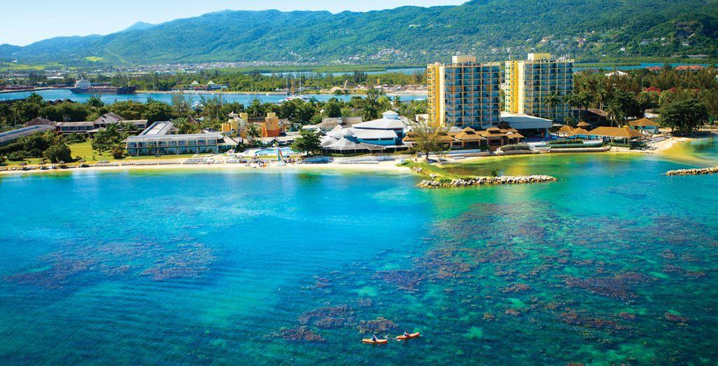 Où vous attend le Sunscape Splash Montego Bay 4*