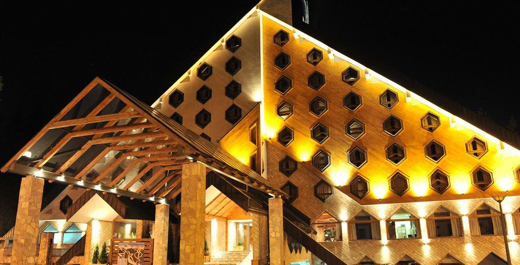 Vous ferez étape 3 nuits dans la région de Kosalin à l'hôtel Bianca Resort & Spa