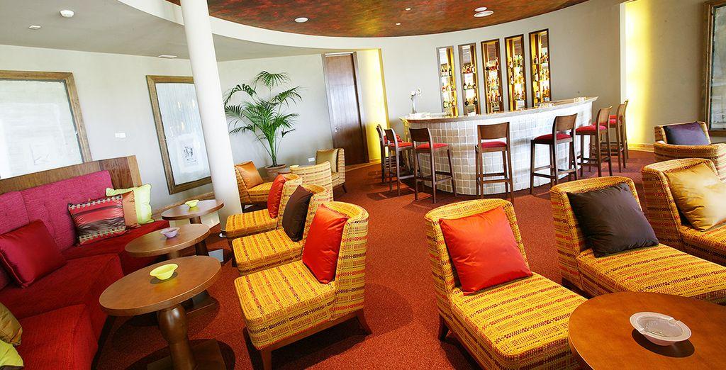 Dans un lieu où détente et relaxation seront au rendez-vous