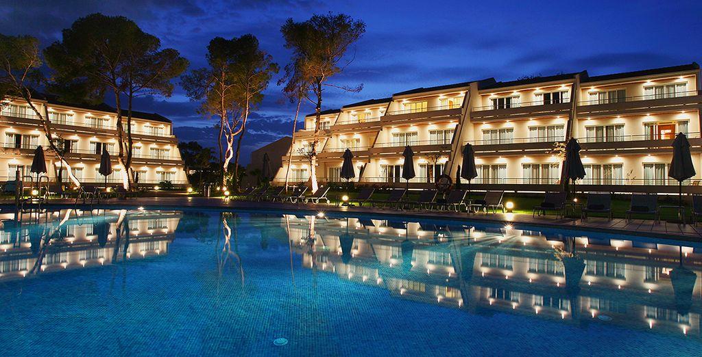 Alliez hôtel de luxe et cadre d'exception