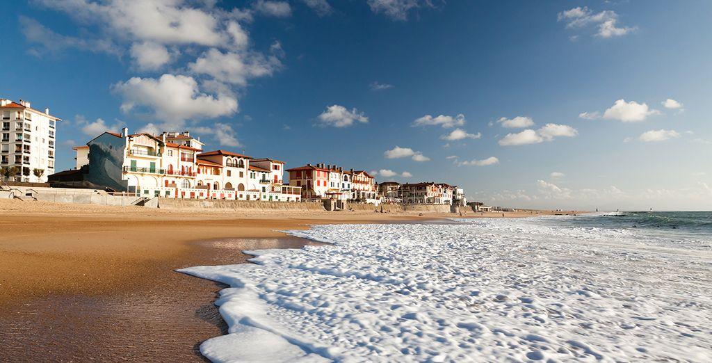 Découvrez les superbes plages alentours