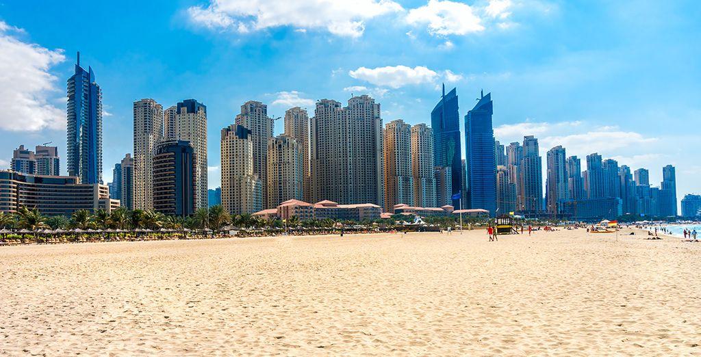 Place au dépaysement : cap sur Dubaï