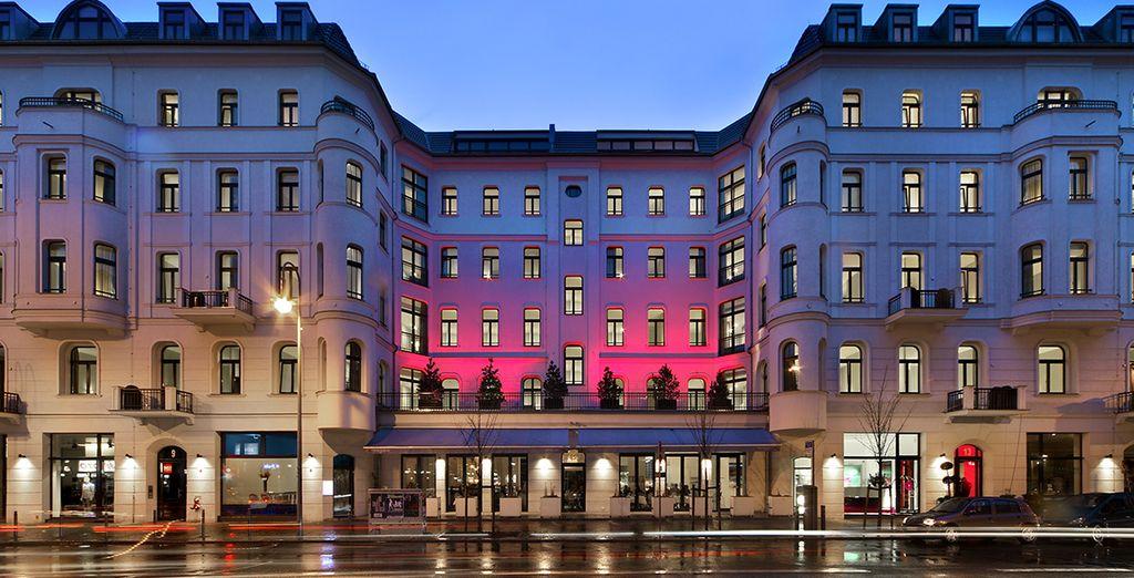 Découvrez votre pied-à-terre au coeur du quartier historique de Berlin-Mitte