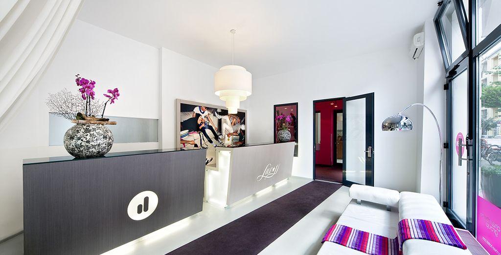 Le Lux 11 vous accueille dans un cadre design à deux pas de l'Alexanderplatz