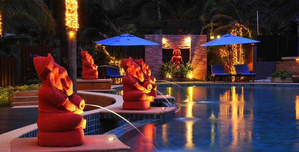 L'Andaman White Beach 5*, une oasis chic et paisible