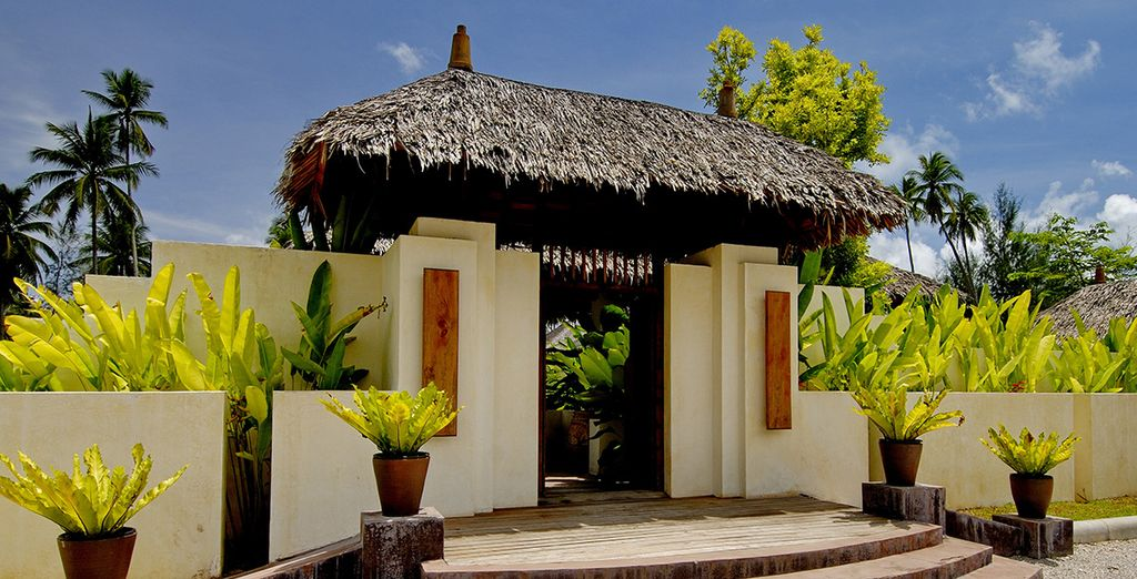 Ce village Resort sera le lieu de vos plus beaux souvenirs de vacances