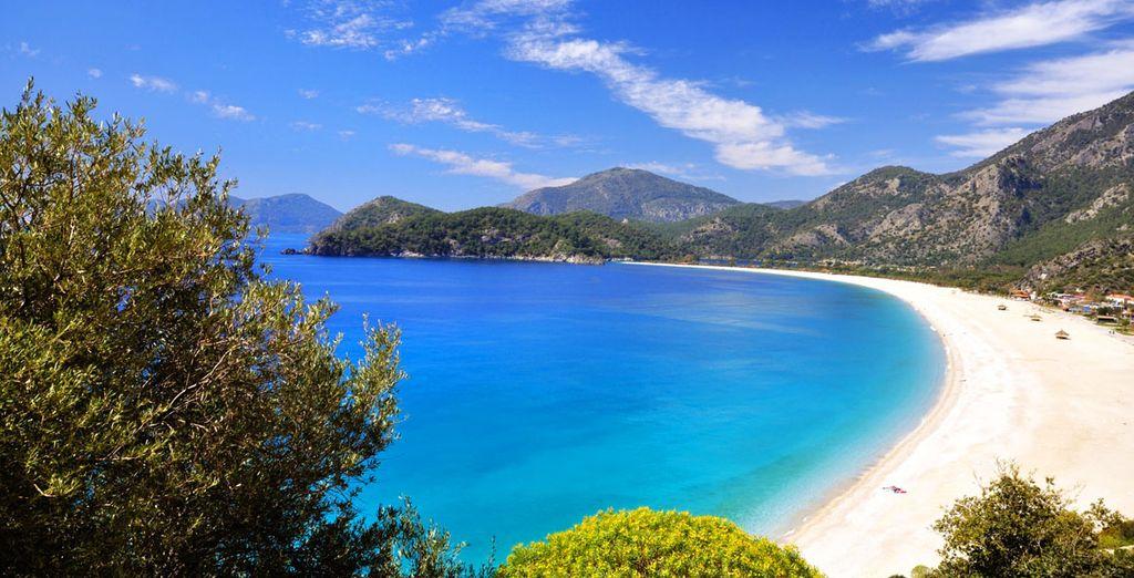 Laissez-vous tenter par les eaux turquoise de la côte Egéenne