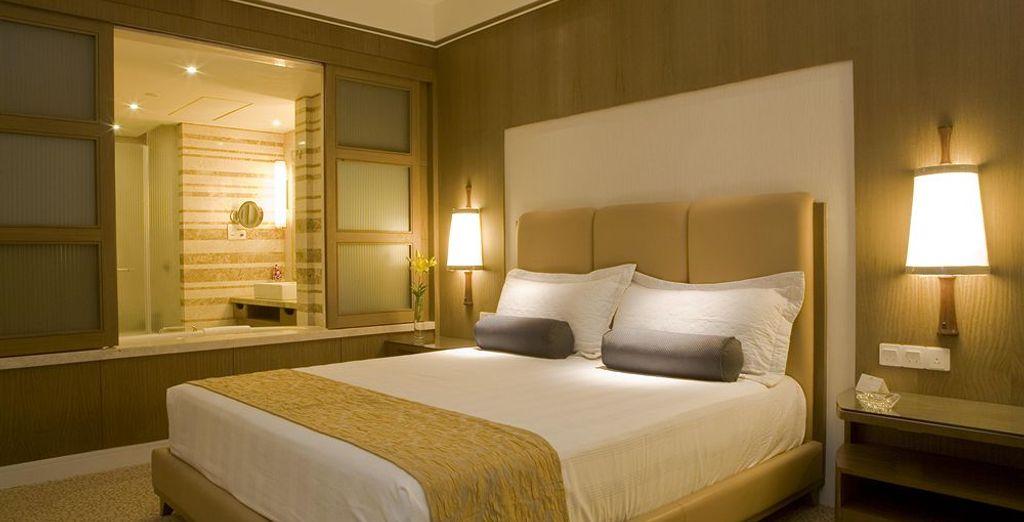 Et hôtels confortables