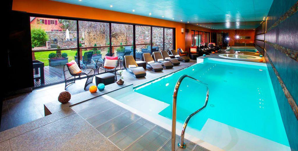 Envie d'un séjour relaxant ?
