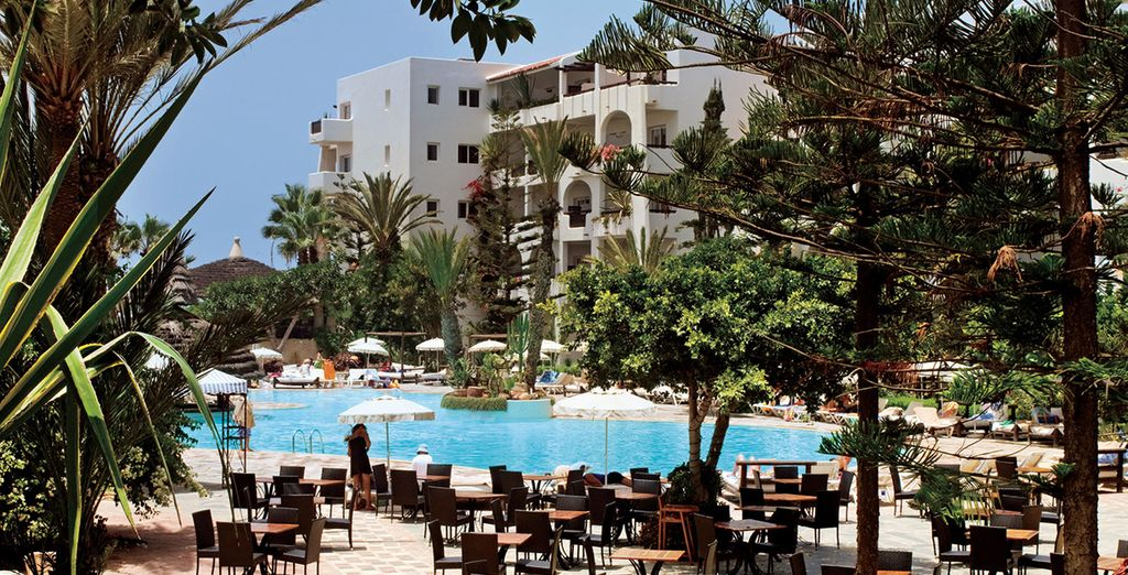 Mettez le cap sur Agadir