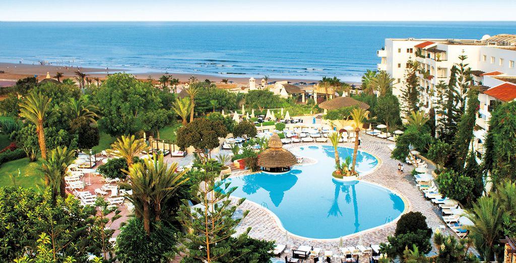 Pour vos prochaines vacances au Maroc...