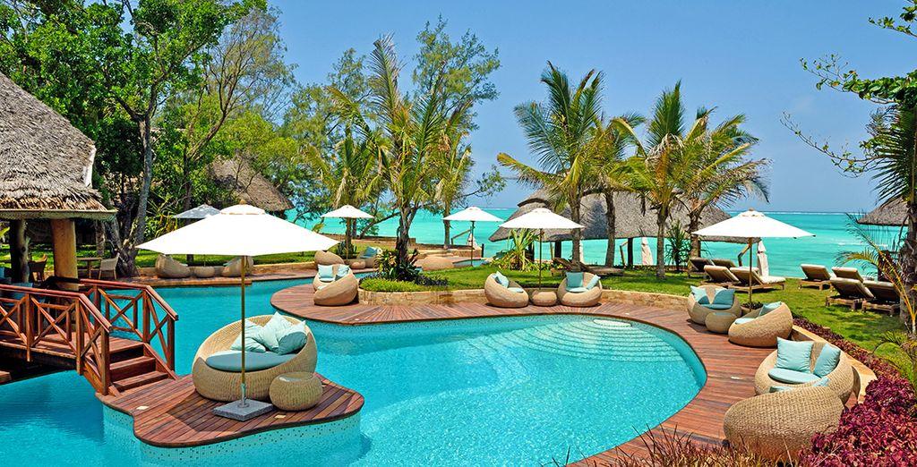 Hôtel Tulia Zanzibar Unique Beach Resort 5*