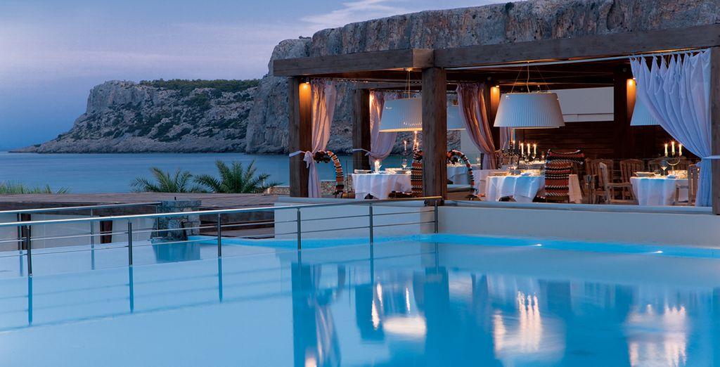 Bienvenue dans un univers de luxe à l'Aquagrand