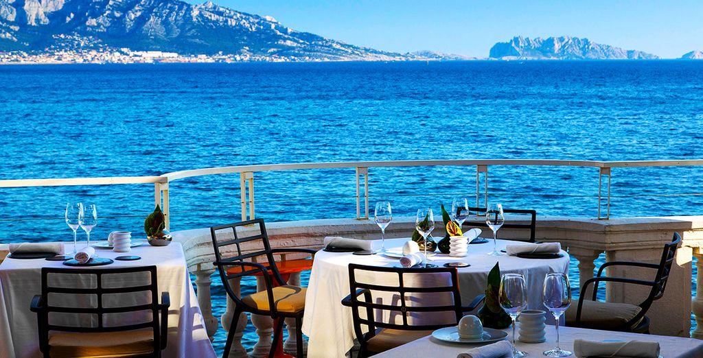 Le Petit Nice 5* & Restaurant Passedat 3*