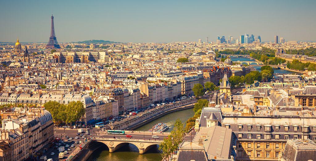 Excellent séjour à Paris !