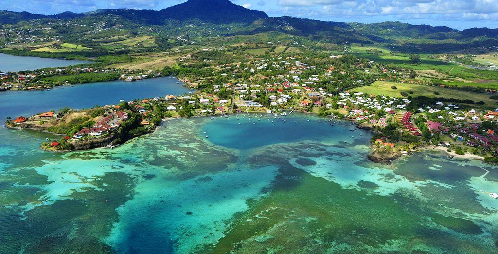 Bon séjour en Martinique