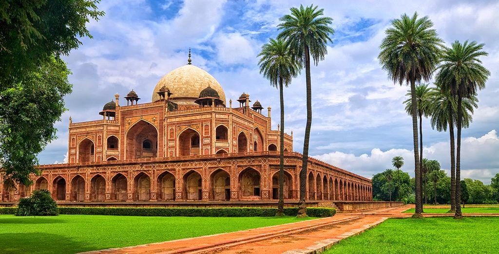 Au départ de Delhi, métropole aux multiples facettes