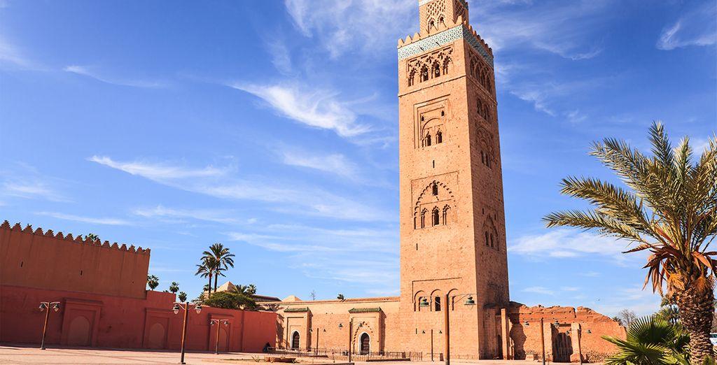 Envie de vous évader au Maroc ?