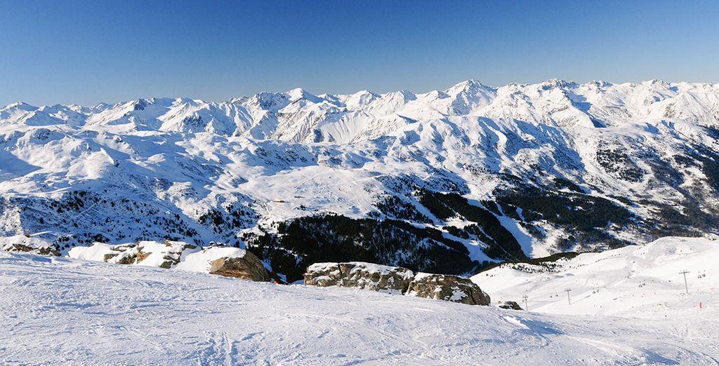 Bienvenue en Savoie, dans la vallée de la Maurienne !
